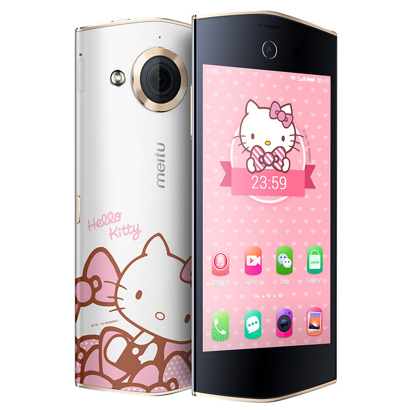 美图M4(Hello Kitty)